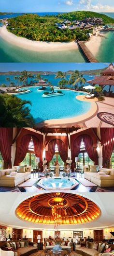 Rent The Luxury Private Island Of Calivigny, Off The Coast Of Grenada. 10 Bedrooms/10 Baths