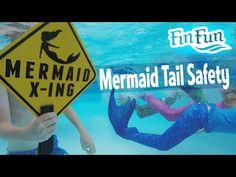 Mermaid Tail Safety Info   Are Mermaid Tails Safe For Kids To Swim In? Get
