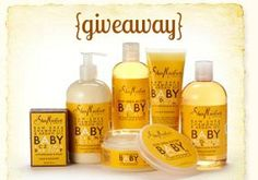 A mom's review of the natural and organic line of baby products from Shea Moisture #babycenter