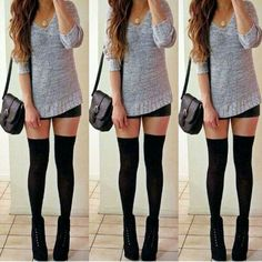 Still need to invest in some thigh high stockings