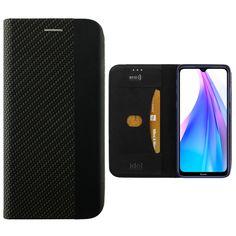 """ΘΗΚΗ XIAOMI REDMI NOTE 8T 6.3"""" ELITE ANTI-RFID BOOK STAND BLACK Galaxy Phone, Samsung Galaxy, Book Stands, Notes, Black, Black People"""
