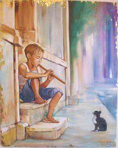 Harmony painting £180