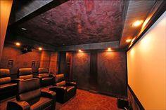 Family, theater room, movie room