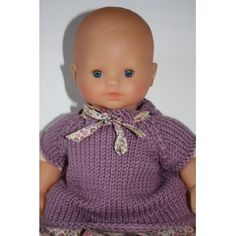 Dolls clothes free patterns