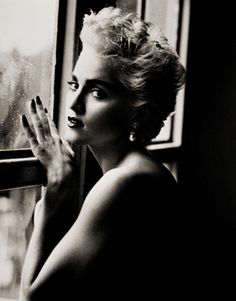 Madonna, singer  Photo by Herb Ritts