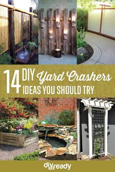 Check out 14 DIY Ideas For Your Backyard As Seen On Yard Crashers by DIY Ready at http://diyready.com/14-diy-ideas-for-your-backyard-as-seen-on-yard-crashers/