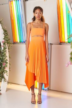 Milly Spring 2018 Ready-to-Wear  Fashion Show