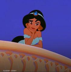 Jasmine E Aladdin, Princesa Disney Jasmine, Disney Princess Jasmine, Jasmine Jasmine, Cute Disney Wallpaper, Cute Cartoon Wallpapers, Disney Kunst, Disney Art, Punk Disney