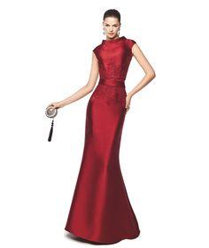 NAIRA - Vestido de festa corte sereia. Pronovias 2015 | Pronovias