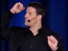 Tony Robbins - BUSINESS MASTERY - Financial Freedom - YouTube