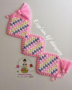 Tasarımı bize ait olan uzun lifimizle geldik 🥰 nasıl olmuş arkadaşlar 🥰 yapımı şuan da Ezgi'nin lif dünyası YouTube kanalımızda yayındadır.… Baby Blanket Crochet, Crochet Baby, Basic Hand Embroidery Stitches, Knitted Baby Clothes, Filet Crochet, Amigurumi Doll, Baby Knitting, Diy And Crafts, Crochet Patterns