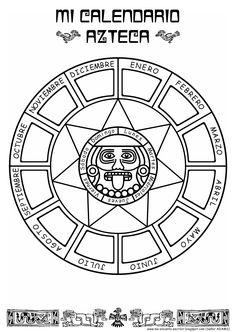 Mi+calendario+azteca+Me+encanta+escribir+en+espa%C3%B1ol+Se%C3%B1or+ADAMS+Fiche+ELEVE+02.png (1135×1600)