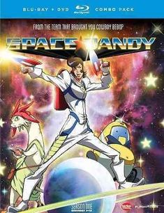 SPACE DANDY:SEASON 1