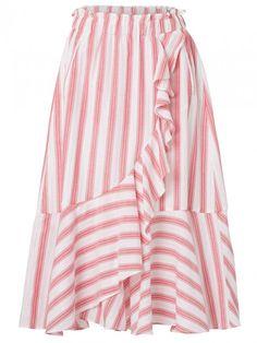 acf58f47dbac Nederdel med elastik i taljen