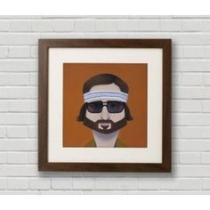 Wes Anderson prints on Uncovet