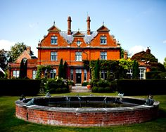 Chippenham Park house, UK wedding - photos by North Carolina wedding photographer Tracy Turpen