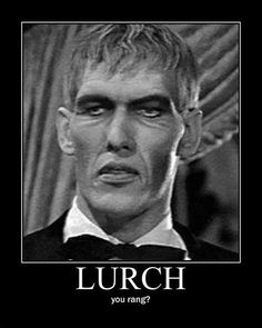 """Lurch, the butler on """"The Addams Family"""" TV show was played by Ted Cassidy, born in Pittsburgh. Lurch Addams Family, The Addams Family 1964, Addams Family Tv Show, Adams Family Kostüm, Adam Le, Ted Cassidy, Charles Addams, The Munsters, New Yorker Cartoons"""