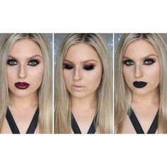 """New makeup tutorial is up!  http://youtu.be/tbU-gMQM2pU  inspired by @cwizombie #iZombie ☺️ check it out!  #SHAAANXO #gothic #punk #zombie #inspired"""