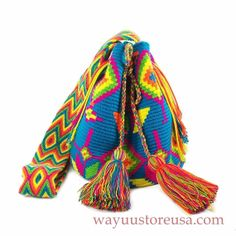 Wayuu Bags are 2014 Hot Trend in Europe and by loveandlucky, $115.00