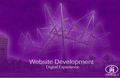 We can bring your website to life with creative and responsive design and high-quality functionality. Here's how we develop intuitive and responsive websites! http://triplei.com/media/videos/web-development