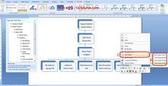Cara Membuat Struktur Organisasi Di Word 2007