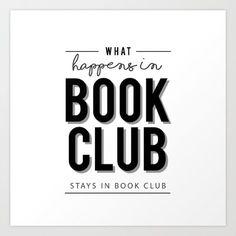 19 Ideas for Hosting Book Club