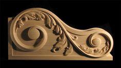 wood carving acanthus - Пошук Google