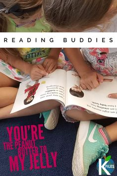 "Do your reading partners often have a tough time getting started? Improve Reading Partnerships during your Reader's Workshop with this ""We Go Together"" theme for Reading Buddies. Your students will no longer debate who picks the book or how to read together! A highly effective Readers Workshop routine and procedure especially when launching readers workshop. #readersworkshop #firstgrade Launching reading workshop routine"