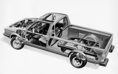 Volkswagen Caddy Plus Volkswagen Germany, Volkswagen Golf Mk1, Vw Mk1, Vw Rabbit Pickup, Vw Pickup, Audi, Porsche, Cutaway, Vw Caddy 1