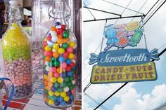 Sweettooth: This Candy Shop Hits the Philly Sweet Spot  - early writing - www.uwishunu.com #philadelphia #candy #thingstodo