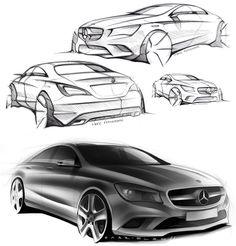 Mark Fetherston Mercedes Exterior Designer
