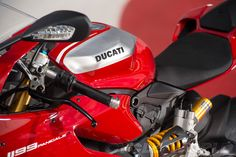 Cycle World - Panigale In Photos