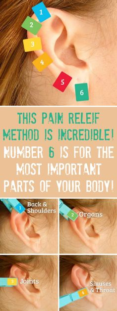 This woman shared her amazing experience all over the social networks – she managed to relieve various types of pain in her body using only a peg. Reflexology i