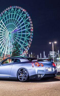 Nissan GT-R R35 http://amzn.to/2sU00bB