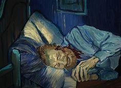 情謎梵高/梵谷:星夜之謎(Loving Vincent)劇照