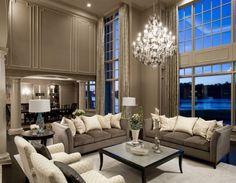Elegant · Taupe Living RoomLiving ...