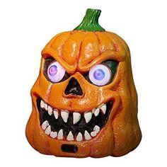 "Halloween Decoration ""Heads Will Roll"" Talking Head"