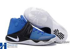 huge discount 0b6cd 6a7bd  Brotherhood  Nike Kyrie 2 Hyper Cobalt Metallic Silver-Black Best