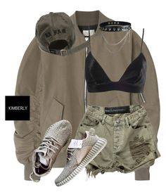 """""""Untitled #3455"""" by kimberlythestylist ❤ liked on Polyvore featuring Fear of God"""