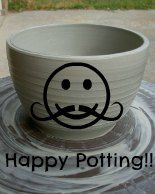 Pinnable Pottery Images with Fun and Inspiring Quotes