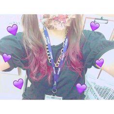 Yui Igarashi @c4ui_ .髪色 is かわい...Instagram photo   Websta (Webstagram)