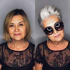 Neue Haarschnitt für Frauen ab Neue Haarschnitt für Frauen ab 50 Pensez à are generally fameuse « small bathrobe noire Permed Hairstyles, Short Hairstyles For Women, Over 40 Hairstyles, Short Hair Cuts For Women Over 40, Hairstyles Haircuts, Voluminous Hair, Corte Y Color, New Haircuts, Look Younger