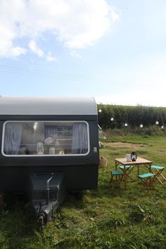 So, do you remember the vintage caravan we bought about a month and a half ago? It seems like years ago! We were so excited to renovate ...