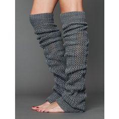 leg warmers crochet pattern - Google Search