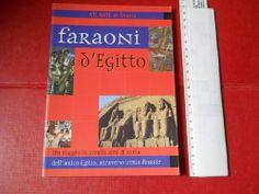 Libro Atlante di Storia I FARAONI D'EGITTO  Antonella Grignola