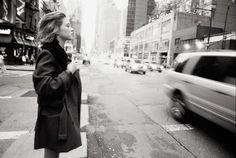Lea Seydoux for Rag & Bone fall 2013