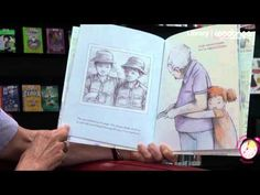 Newspaper Hats by Phil Cummings and Owen Swan - YouTube from Storytime anytime.This is a sensitive story about a young child visiting their Grandad who is losing his memory.Well worth reading and having in any library.