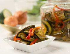 Einkochen - Gemüse Sauerkraut, Zucchini, Dip Recipes, Ratatouille, Dips, Barbecue, Food And Drink, Vegetables, Ethnic Recipes