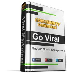 New Viral Marketing Training Instructional Video.  A Must see for All marketers.  Grow your Social Branding.  Earn as you Learn with, https://www.facebook.com/groups/ContinuityDownline/
