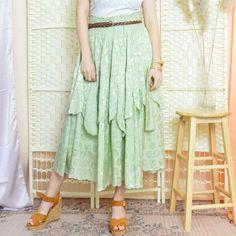 BohoKimono - Sustainable Clothing, Boho Clothing | BohoKimono Fringe Kimono, Boho Kimono, Kimono Fashion, Skirt Fashion, Evening Blouses, Midi Length Skirts, Gypsy Skirt, Sustainable Clothing